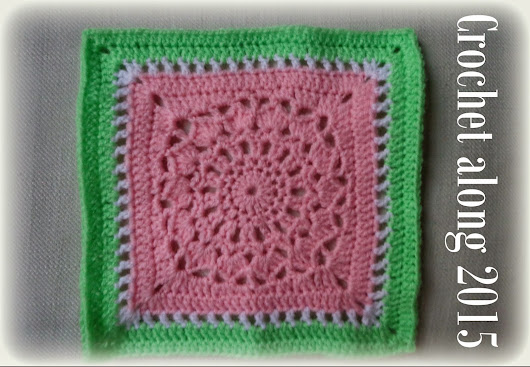 Crochet along 2015 week 1