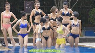 Clip: Hậu trường Miss Bikini - Hoa Hậu Du Lịch toàn hàng ngon (y)