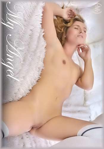 [18+] MetArt-Nikky B- My Angel 2018 HDRip Lesbian Sex Poster