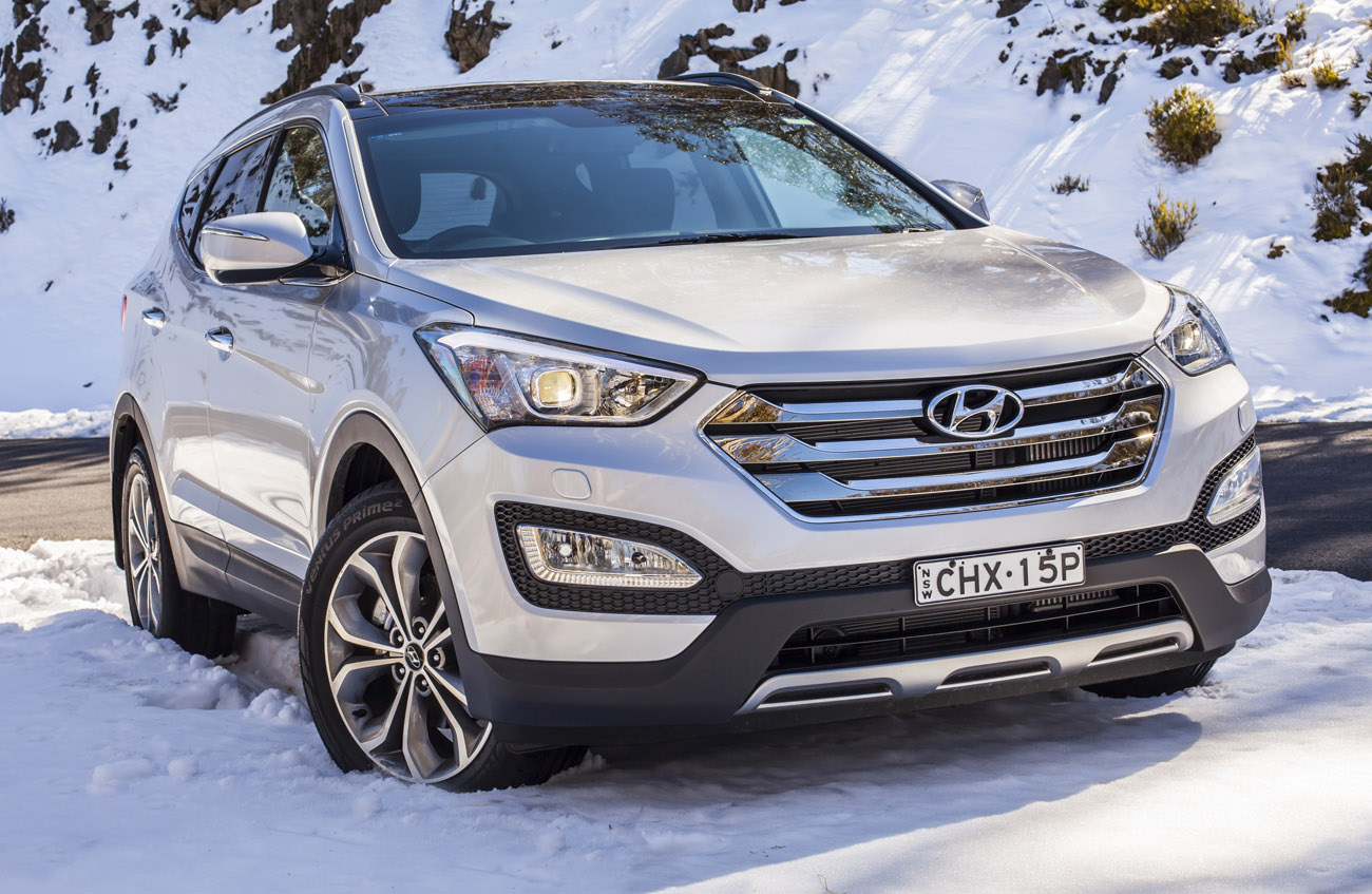 Hyundai Santa Fee 2013 Hyundai Santa Fe Review Specs Photo Latest Car Review