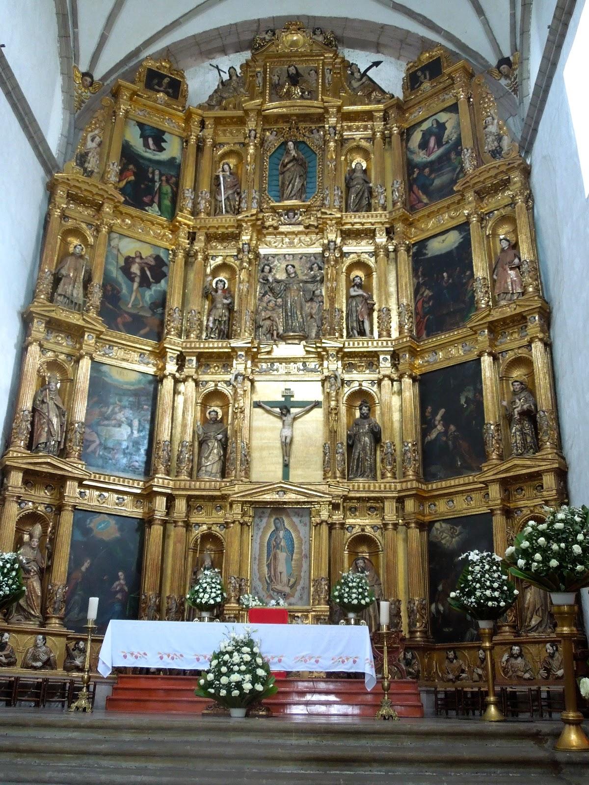 Colonialmexicoinsideandout Mestizo Baroque The Mexican