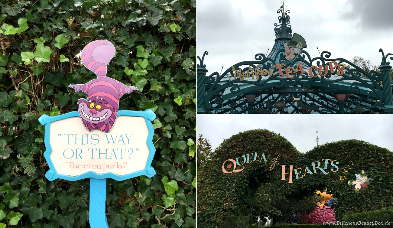 Disneyland Paris - Alice's Curious Labyrinth