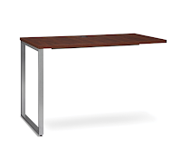 Fulcrum Desk Return