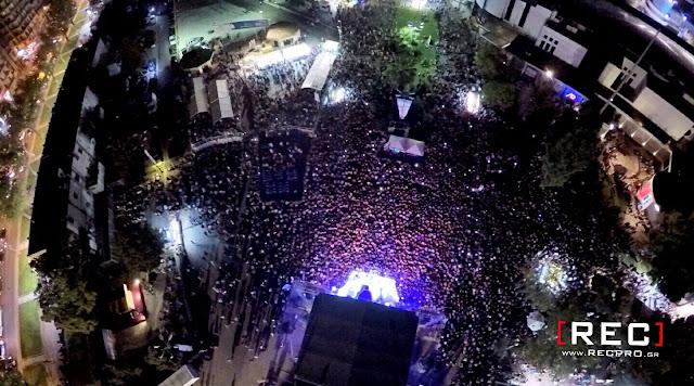 Κώστας Φωτιάδης: Αφιέρωσαν το τραγούδι «την Πατρίδα μ΄ έχασα...» σε αυτούς που έμειναν εκεί...