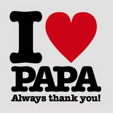 Frases Para El Día Del Padre: I Love Papa Always Thank You