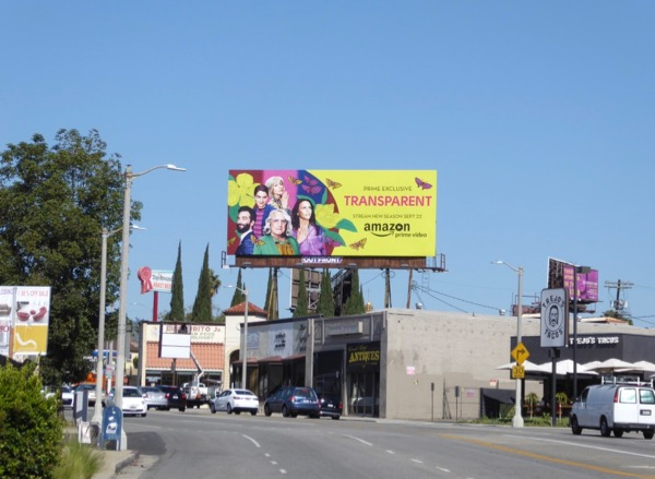 Transparent season 4 billboard