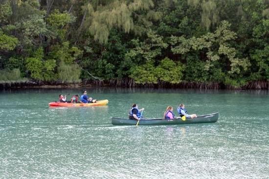 Oleta River State Park em Miami