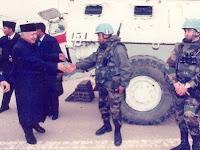 Kisah Keteladanan Presiden Soeharto Tembus Medan Perang Sarajevo untuk Bantu Muslim Bosnia