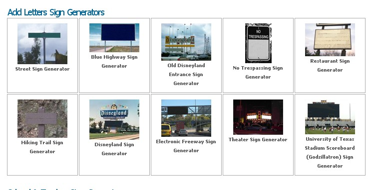 List of Free Online Photo Image Editor and Effects: AddLetters