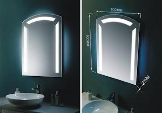 the shopping online decoration miroir simple pour salle. Black Bedroom Furniture Sets. Home Design Ideas
