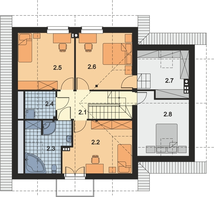 A Perfect Family Home With Free Floor Plan And Layout Just
