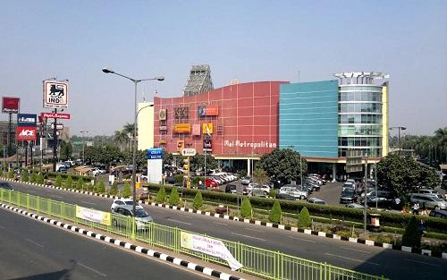 Cara Naik Kereta KRL ke Metropolitan Mall Bekasi
