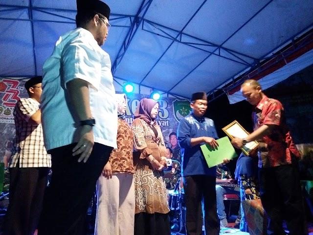 HUT ke-73 TNI,  Mitra Jaya Sawangan Santuni Yatim