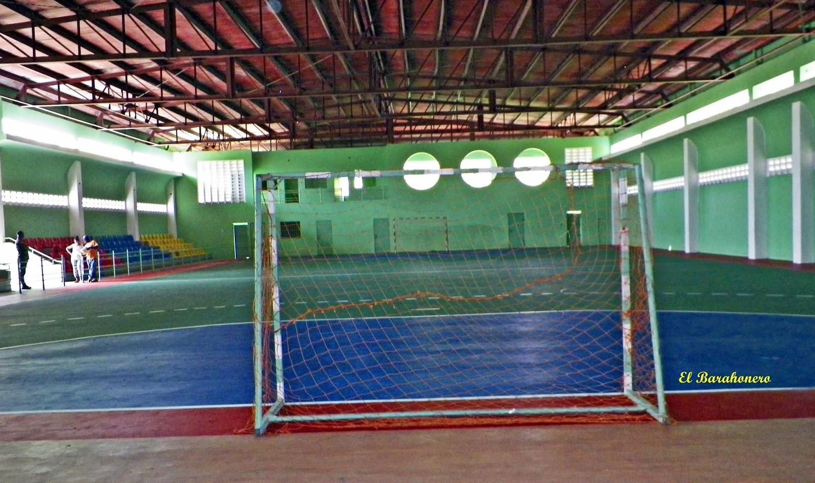 Ministerio De Deportes Pone En Funcionamiento Pabell N De