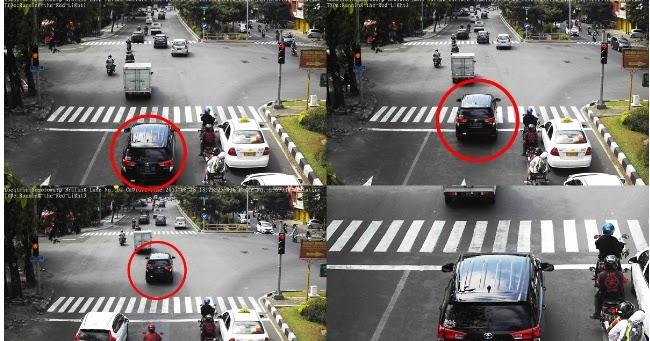 Uji Coba Tilang e-CCTV Di Bekasi, Benarkah?