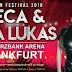 Ceca i Aca Lukas zajedno u Frankfurtu 09.06.2018. (FOTO)