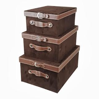 Smart opbevaring: Opbevarings kasser