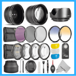 lens accessories kit for nikon d3300