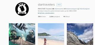 Beberapa jenis akun sosial media yang populer dan Sering di follow oleh Mahasiswa STAN (Sekolah TInggi Akuntansi Negara) Indonesia