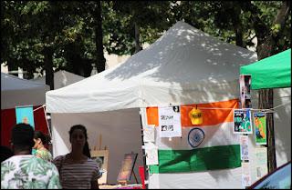 Festival indien Chatelet