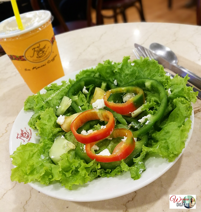 Figaro Greek Salad