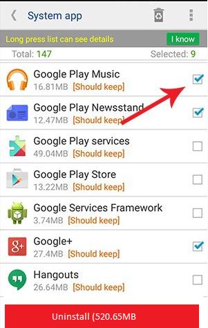 Cara Menghapus Aplikasi Bawaan Hp Atau Uninstal Bloatware
