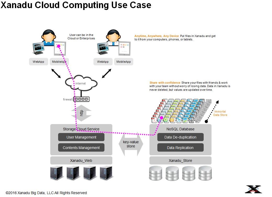 Innovation Frontline: Xanadu Cloud Computing Use Case
