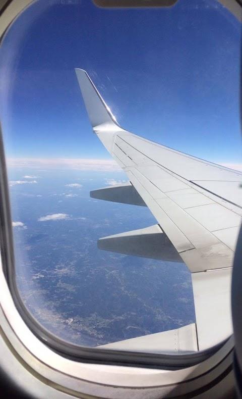 J'ai rencontré mon futur mari pendant le vol Paris/ Lisbonne