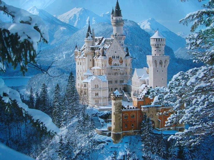 Top 10 Wonderful German Castles