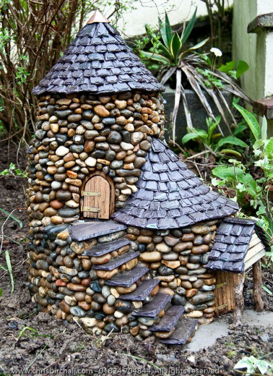 bajkowe domki tutoriale