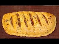 طريقة تحضير فطائر الدجاج الأيطالية