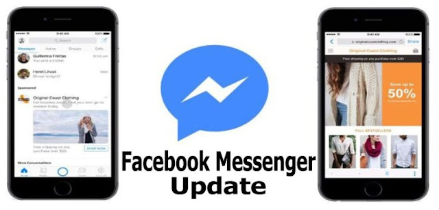 Facebook Messenger Update – All You Need to Know