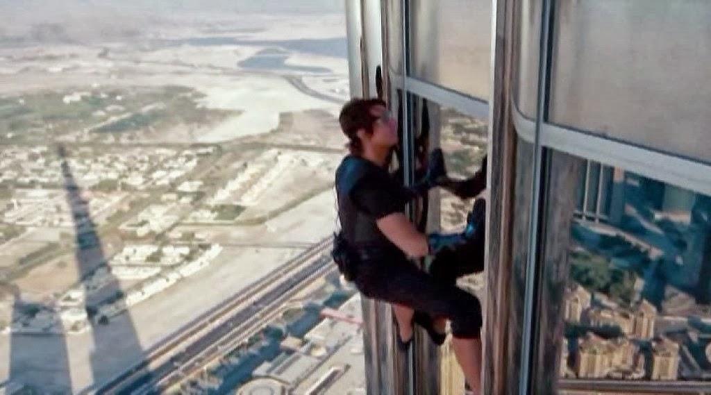 Travel Destinations: Burj Khalifa - The Height of ...