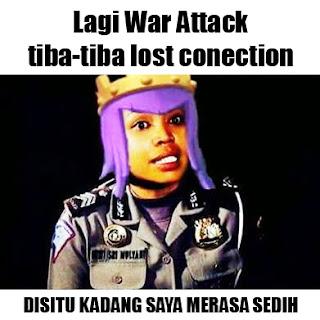 kata kata clash of clans gokil
