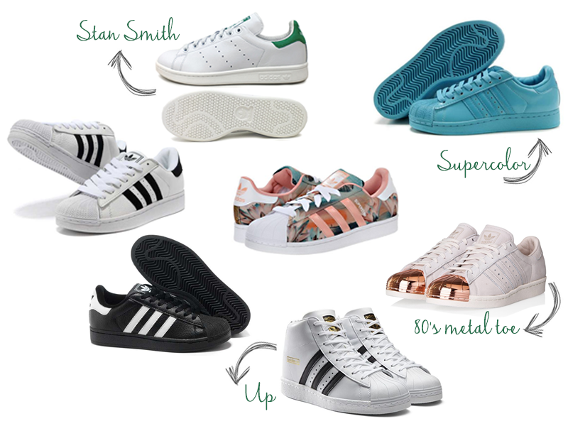 Tênis Adidas Superstar Como Usar Look Moda Estilo Fashion Tendência Sportwear Supercolor Stan Smith