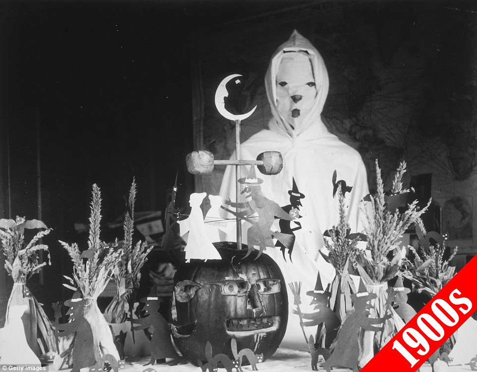 See How Halloween Costume Trends Have Evolved From the 1900s to ...