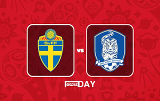 Sweden vs South Korea – Highlights & All Goals