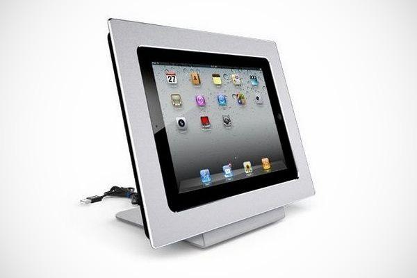 Miframe iPad docking system