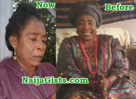 iyabo oko returns nigeria uk