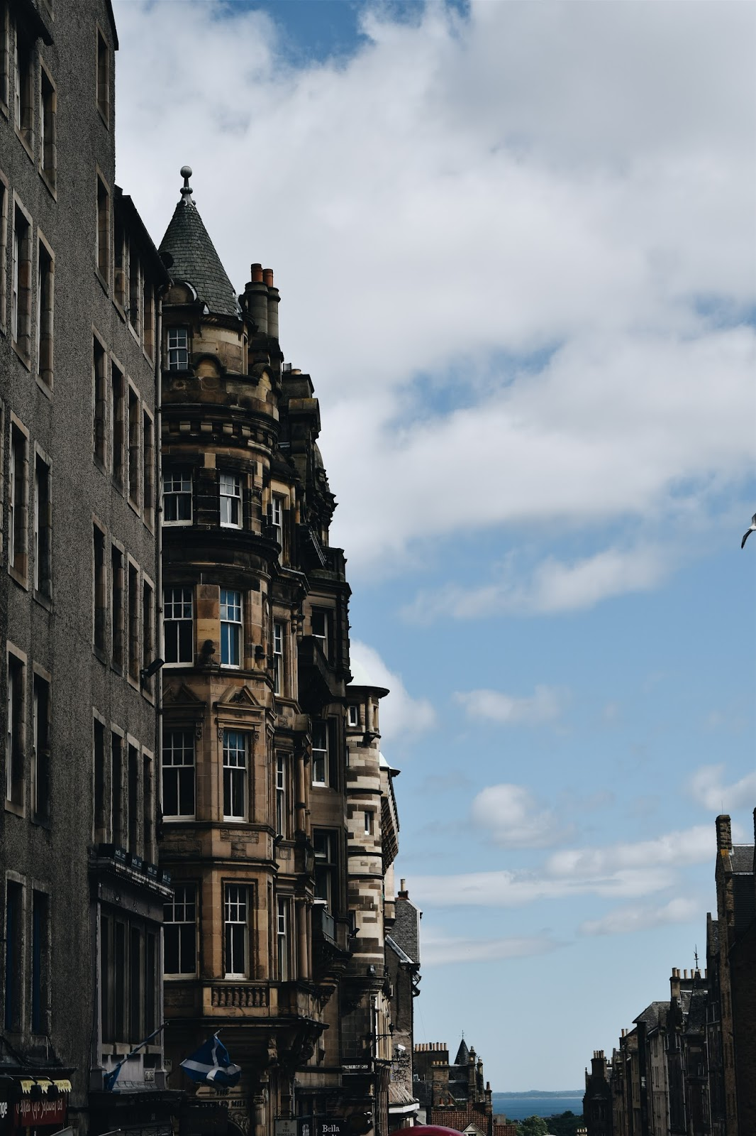old town, scotland, edinburgh, szkocja, wycieczka, edynburg, stare miasto