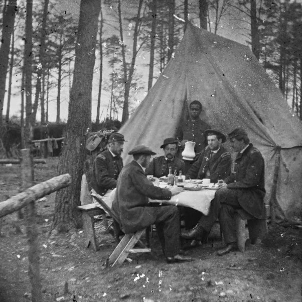Civil War Cooking What the Union Soldiers Ate  Civil War Rx