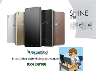 Alcatel Shine Lite Artık Türkiye'de de Satılacak, İşte Teknik Özellikleri