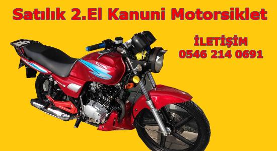 el kanuni motorsiklet anamur