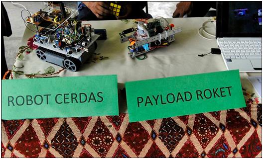 Robot Cerdas Medan