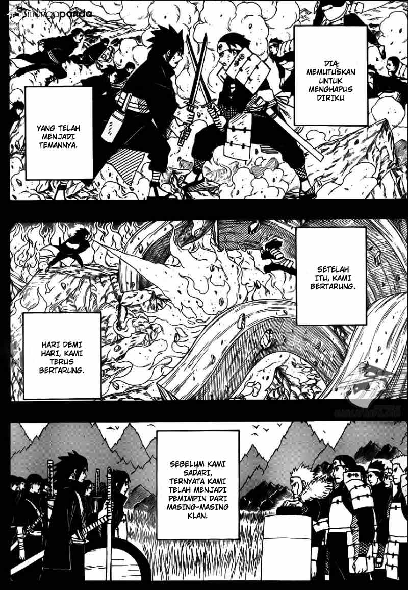 Manga naruto 624 page 10