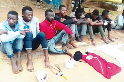 Police Arrest Offa Poly SUG VP, Others For