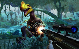 DINO HUNTER: DEADLY SHORES Apk v3.1.1 (Mega Mod)