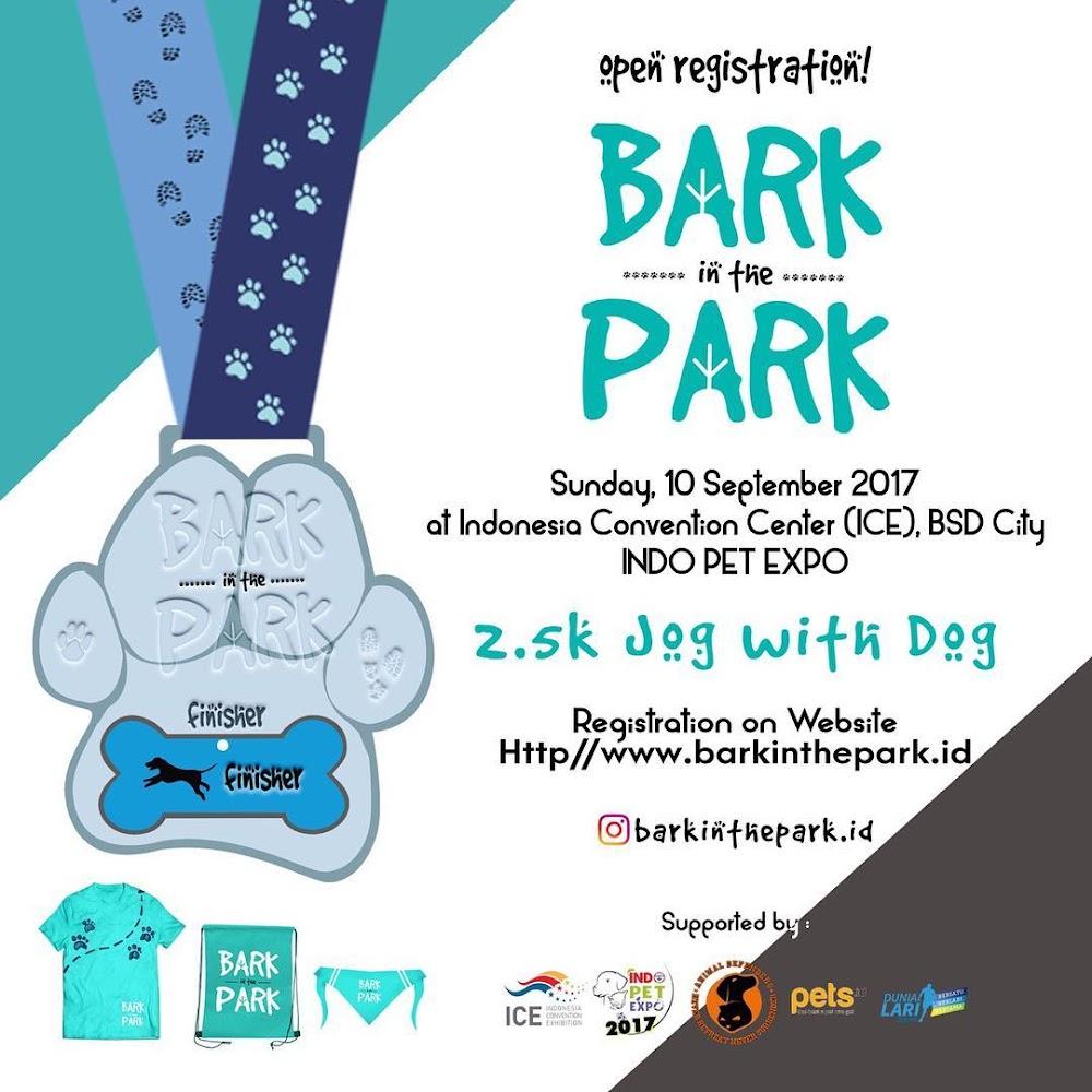 Bark in The Park • 2017