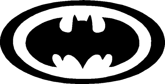 Easy free batman jack o lantern patterns template design