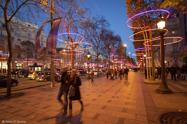 Champs Elysées-Parigi